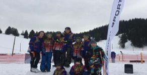 """70 деца участваха в биатлона за купа """"Рожен"""""""