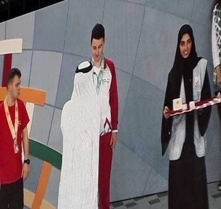 """Златен медал за Харис Хаджиев на Световните игри на """"Спешъл Олимпикс"""" в Абу Даби"""