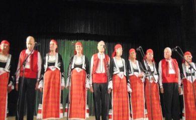 Голям фолклорен концерт се състоя в читалището в Устово