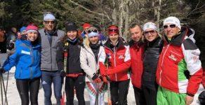 В Чепеларе се проведе държавно първенство по ски за ветерани