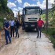 Текат усилени ремонтни дейности в община Девин