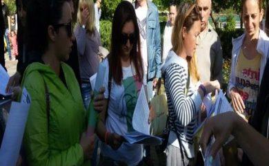 Нов протест в Смолян срещу Национална стратегия за детето