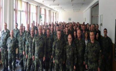 Началникът на отбраната генерал Андрей Боцев посети 101-ви алпийски полк