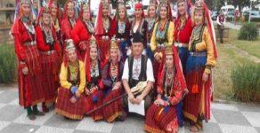"""""""Върбински извори"""" с куп награди от европейски шампионат по фолклор"""