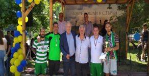 Търън отбеляза празника си с турнир по тенис и футбол за Купата на кмета