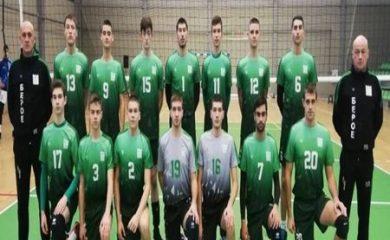 Волейболистите на Берое започнаха подготовка в Смолян