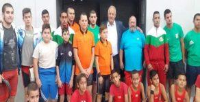 Мелемов откри традиционния турнир по вдигане на тежести в памет на Величко Чолаков