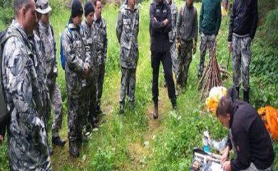 Военни формирования от пет държави оцеляват край Смолян