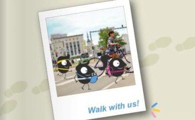 """Започна Европейската седмица на мобилността под мотото """"Върви с нас!"""""""