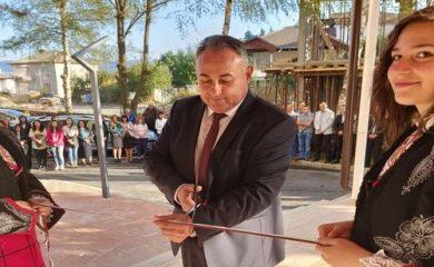 Елин Радев официално откри новата административна сграда на община Доспат
