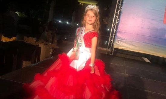 """Мартина Кондаклиева от Смолян спечели титлата """"Little Miss Bulgaria"""""""