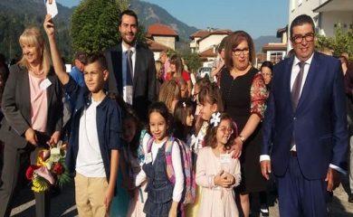 Всички училища в Смолян официално откриха новата учебна година