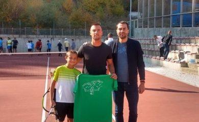 Смолян: Над 30 млади тенисисти играха с втората ракета на България