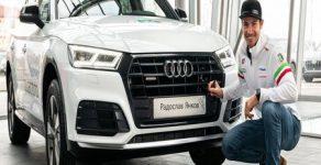 Радо Янков с ново Audi Q5