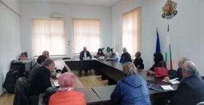Кметът на Чепеларе проведе работна среща с кметове и кметски наместници