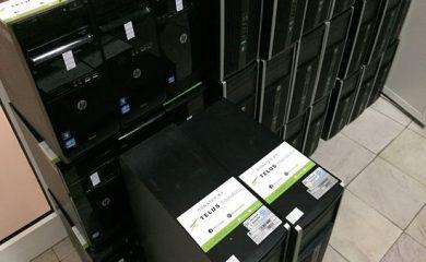 Община Смолян получи 45 компютри дарение от TELUS