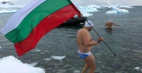 Следващата цел пред Петър Стойчев е Северният ледовит океан