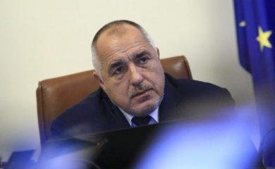 Борисов: В Народното събрание ще бъде депозиран планът за възстановяване и устойчивост