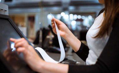 Електронни касови бележки ще заместят хартиените в определени икономически сектори