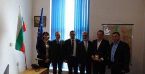Посланиците на Белгия и Италия на посещение в Девин