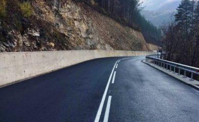 По ОПРР са рехабилитирани над 36 км от пътя Кричим – Михалково – Смолян