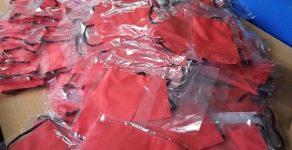 Община Чепеларе получи дарение маски, ръкавици и дезинфектанти