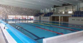 Плувният басейн в Смолян отвори врати за трениращи деца и свободно плуване