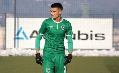 Смолянчанинът Алекс Луканов ще играе в Младежката Шампионска лига