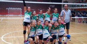 Момичетата на Родопа спечелиха волейболното първенство в регион Тракия