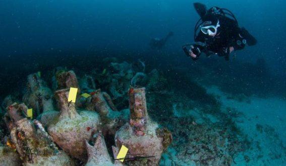 Подводен музей ще привлича туристи в Гърция