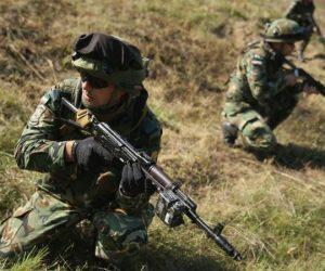 101 Алпийски полк на тактическа подготовка край Смолян