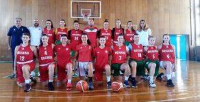 Националният отбор по баскетбол за девойки отново избра Чепеларе за лятна подготовка
