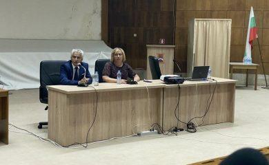 В Смолян се проведе първото съвещание с директори на училища за новата учебна година