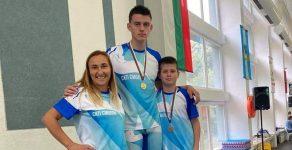 "Смолянчанинът Крум Красин спечели три златни медала от плувния турнир ""Младост"""