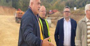 """Борисов: ГКПП """"Рудозем-Ксанти"""" ще бъде завършен в началото на следващата година"""