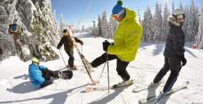 Отлични ски писти за туристите в Пампорово през априлската ваканция
