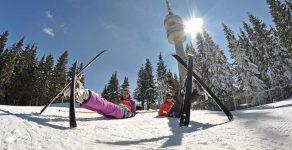 Прекрасни условия за ски в Пампорово за финал на сезона
