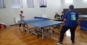 Младежи участваха в турнир по тенис на маса в Смолян