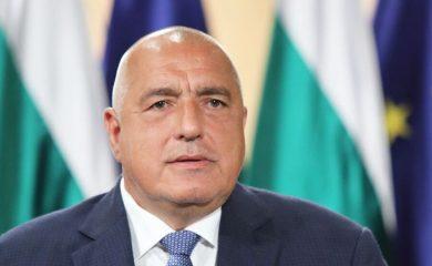 Борисов обяви, че няма да е кандидатът на ГЕРБ за премиер