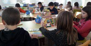 Стая по интереси на знанието и игрите за учениците в доспатското село Късак