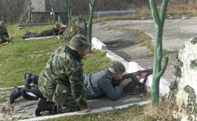 101-ви алпийски полк ще провежда планирани стрелби