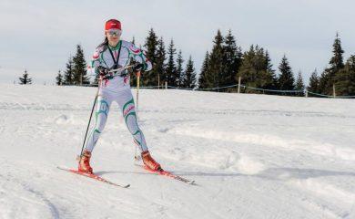Смолянчанката Андрея Дяксова представя България на световното по ски ориентиране