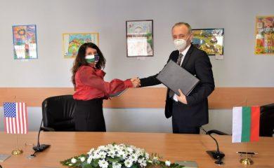 България и САЩ подписаха споразумение за научно-технологично сътрудничество