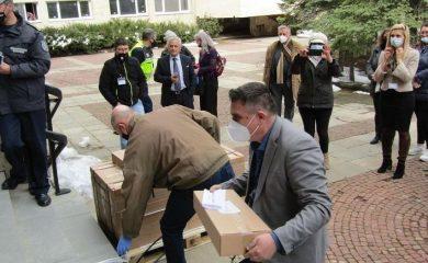 Бюлетините за предстоящите избори пристигнаха в Смолян