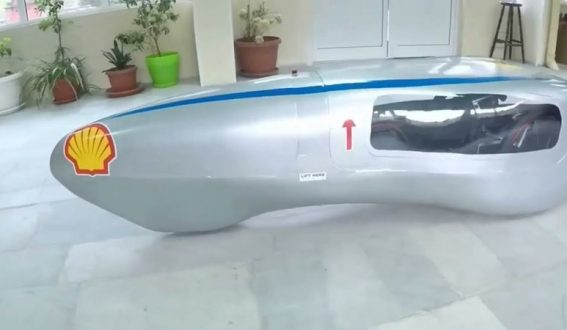 Електромобил от Чепеларе спечели първо място в национално състезание