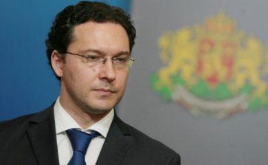 ГЕРБ предлага Даниел Митов за премиер