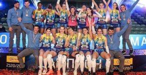 Марица със Силвана Чаушева спечели седма шампионска титла
