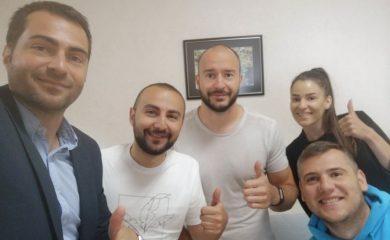 Софтуерни инженери посетиха споделеното пространство за IT специалисти в Смолян