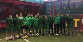 Юношите на Родопа спечелиха шампионата на Регионална група Пловдив