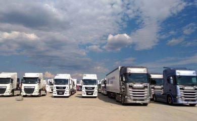 Отпадат транзитните разрешителни за автомобилен превоз на товари между България и Русия